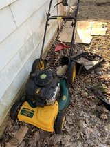Lawnmower for parts in Oswego, Illinois