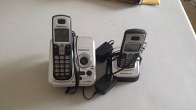 Phone dual handset with recorder in Alamogordo, New Mexico