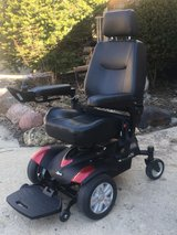 Titan Power Wheelchair in Joliet, Illinois