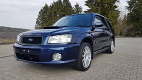 2004 Subaru Forester XT Cross Sports Turbo Manual AWD *Japanese Import* in Ramstein, Germany