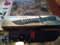 Knife in Fort Campbell, Kentucky