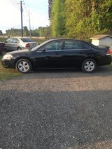 "2009 CHEVY IMPALA LT  ""ONLY 105 K MILES"" in Moody AFB, Georgia"