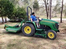John Deere tractor 3120 in Warner Robins, Georgia
