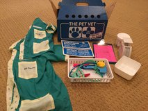 Pet Vet Clinic Kit for Role Play / Dress Up in Yorkville, Illinois