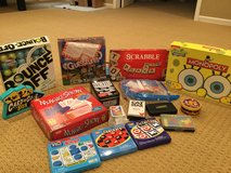 Lot of Kids Board Games in Yorkville, Illinois