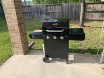 Brand new three burner charbroil barbecue / bbq grill in Houston, Texas