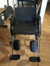 Tracer wheelchair 300lb weight limit in Naperville, Illinois