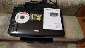 GREAT CONDITION!!  Epson Stylus NX420 WIFI 3-in-1 PRINTER Copy/Scan/Print/Photo in Kingwood, Texas