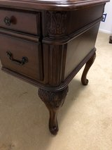 Antique solid wood desk MUST GO in The Woodlands, Texas