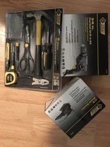 Brand New Steel Grip 3/8 Corded Drill & Tool Set in Yorkville, Illinois
