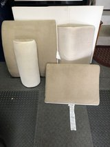 4 Therapeutic Pillow Wedges - for Acid Reflux, Leg Elevation, Orthopedic Incline in Plainfield, Illinois