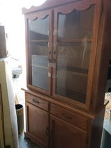 Golden Oak / China Cabinet in Clarksville, Tennessee