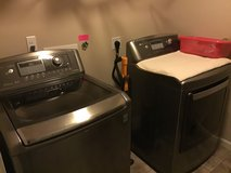 LG Washer and dryer in Fort Lewis, Washington