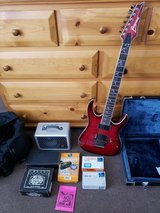 Complete Electric Guitar Kit in Stuttgart, GE