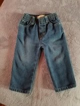 "Boys ""Kids Headquarters"" Jeans, Size 12M in Fort Campbell, Kentucky"