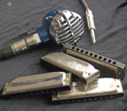 old harmonicas needed in Plainfield, Illinois