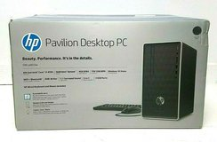 Hp Pavilion Desktop PC 590-p0033w i3-8100 16GB SSD intel Optane 4GB DDR4 1TB HDD in Camp Pendleton, California