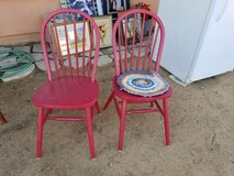 Two Chairs in Yucca Valley, California