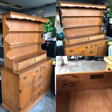 Ethan Allen Classic buffet/hutch in Camp Pendleton, California