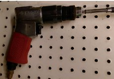 """3/8"""" Air Rev. Drill - Husky REDUCED PRICE in Houston, Texas"""