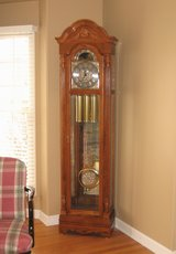 Howard Miller 610-985 Gavin Grandfather Clock - 77th Anniversary Edition in Glendale Heights, Illinois
