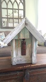 Unique Large Birdhouse with Architectural elements 21x18 in Bolingbrook, Illinois
