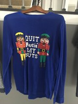 """Men's """"ugly"""" thermal M in Chicago, Illinois"""
