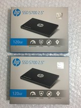 "Brand New 2PCS Original HP SSD S700 2.5"" 120GB SATAIII 3D NAND Internal Solid State Drive in Chicago, Illinois"