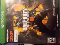 Call Of Duty Black Ops 4 Xbox One in Cherry Point, North Carolina