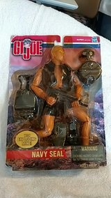 "GI Joe Navy Seal 12"" 200O New in 29 Palms, California"