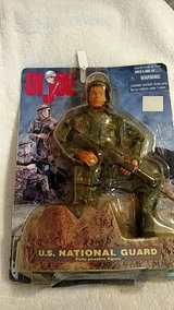 "GI Joe US National Guard 12"" 1997 New in 29 Palms, California"