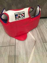 Child sparring chest pad in Naperville, Illinois