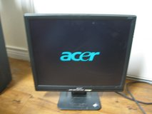 "Acer 19"" LCD Computer Monitor in Houston, Texas"