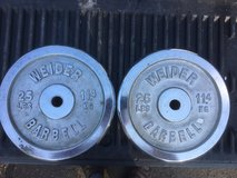 Weight Plates, 2 Each in Ramstein, Germany