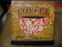 Home Decor Coffee Plaque*FREE* in Houston, Texas