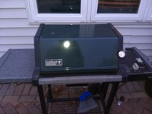 Weber propane grill in Bolingbrook, Illinois
