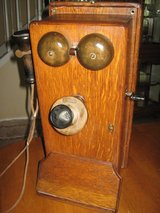 Antique Wall Phone in Houston, Texas