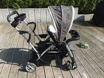 Graco Sit and Stand Double Stroller in Stuttgart, GE