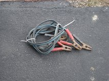 SET OF 12 FOOT JUMPER CABLES in Bartlett, Illinois