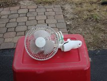 """AIRKING 2 SPEED, 7 1/2 """"  CLAMP ON FAN in St. Charles, Illinois"""