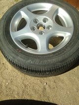 3 New Tires in 29 Palms, California