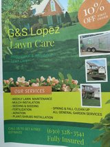 G&S Lopez Lawn Care in Chicago, Illinois