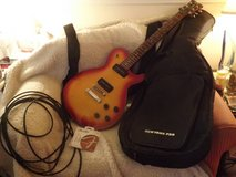 Dean Evo Electric Guitar/ W Floor Pod and soft case in Cherry Point, North Carolina