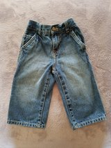 Children's Place Boys Utility Jeans, Size 12-18M in Clarksville, Tennessee