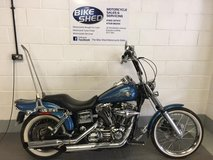 Harley Davidson Dyna wide glide 1450cc 2005 4 owners Mot til 18.11.19 in Lakenheath, UK