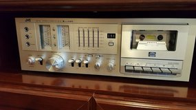 JVC Stereo Cassette Deck KD-65J Serial No. 13345345 in Lockport, Illinois
