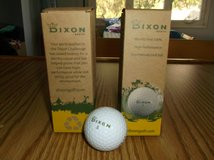 Golf Balls - Dixon Earth (pkg of 3) New in Joliet, Illinois