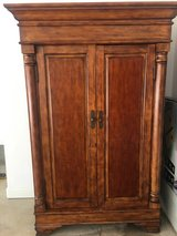 Armoire for TV or for Clothes Storage in The Woodlands, Texas