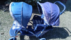 Graco dual glider stroller in Tinley Park, Illinois
