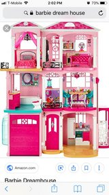 RETIRED 3 story Barbie Dream House in Glendale Heights, Illinois